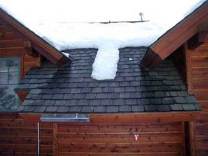 Roof Deicing - Invizible Deicing/Snow Control