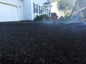 Snow Melting - Hott-Wire Asphalt Hot Pour 02