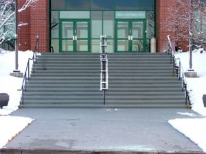 Snow Melting - Concrete Stairs/Walkway