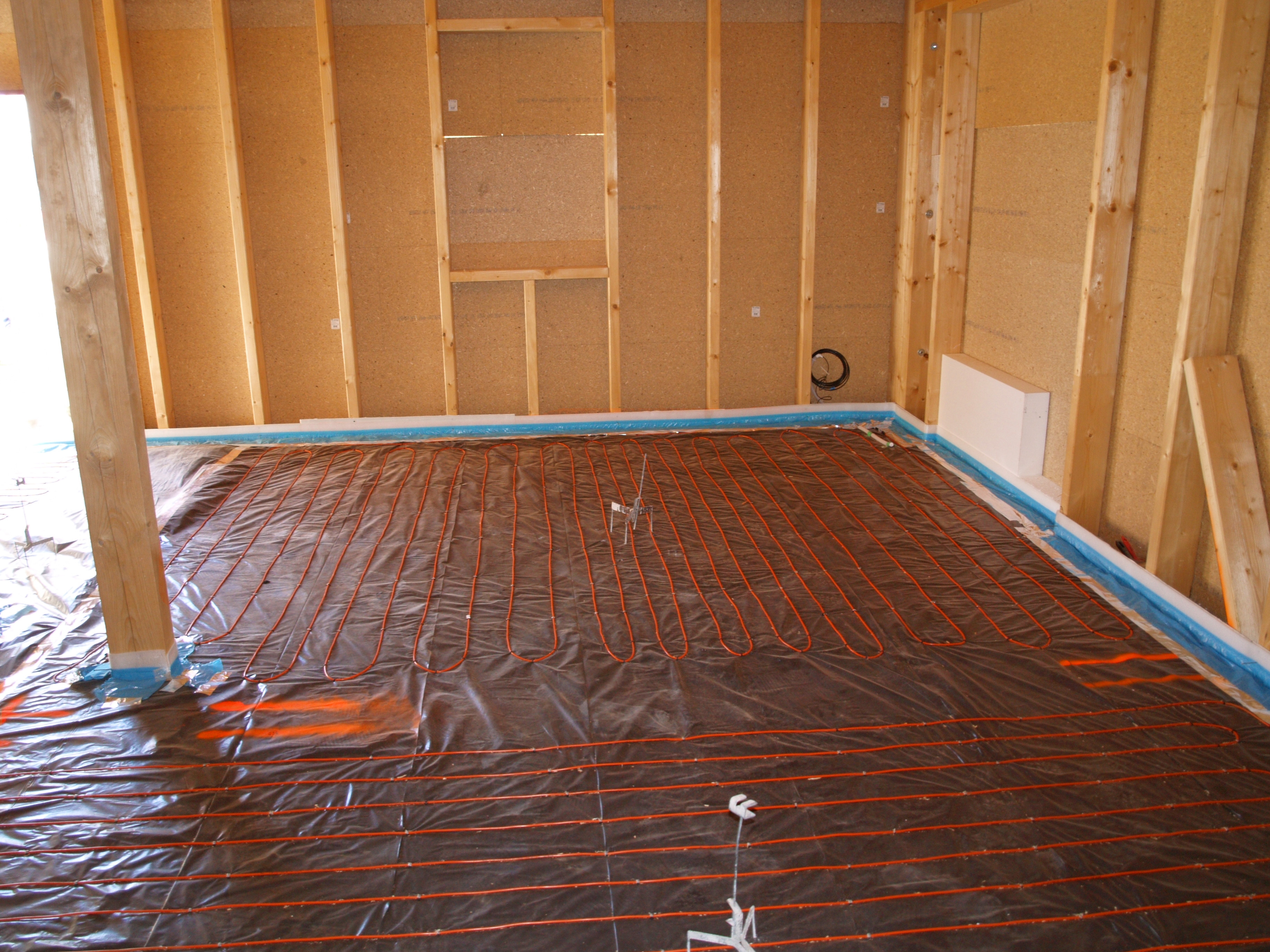 tile skills electrical step a diy floors to wiring tos install and floor know heated how