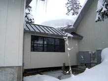 Metal Roof Deicing - Snow Melting/Ice Dam Prevention