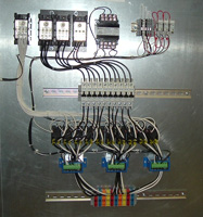 Custom Panel - multiple circuits